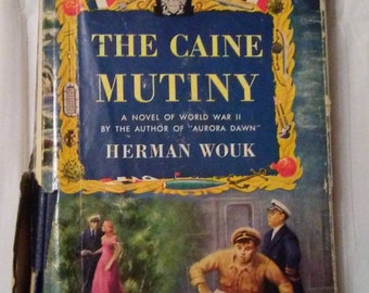 The Caine Mutiny, by Herman Wouk