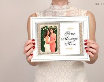 Personalized Sisters Frame, Personalized Sister Picture Frame, Personalized Sister Photo Frame