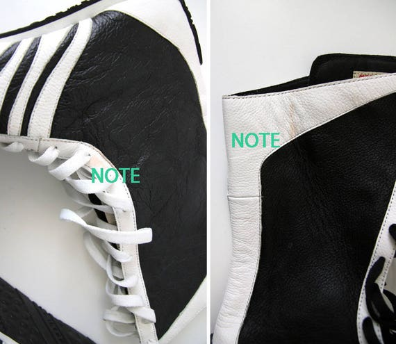 Eyelet Black Boots MISS White High Leather 5 6 13 40 SIXTY Sneaker 9 866InTxt