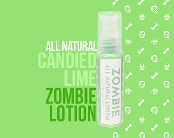 Zombie Lotion - Candied Lime Scent