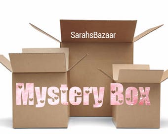 Mystery Box For the Unknown Lover Soul