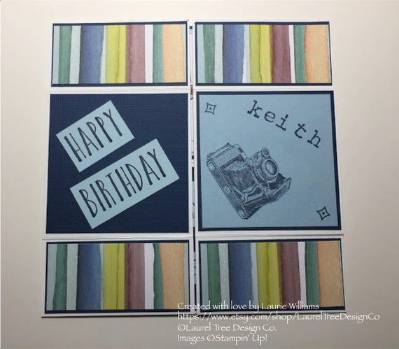 Never Ending Birthday Card Free Shipping Personalized