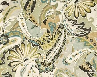 Richloom Reynard seafoam, Pleated drapes, lined, curtain panels drapes