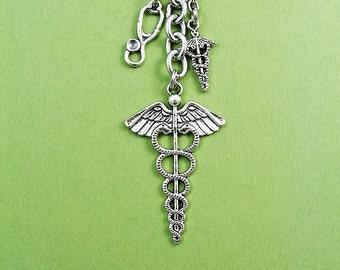 Medical Keychain