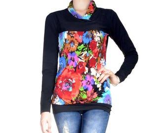 Wool Jersey (M66) top long sleeve sweater