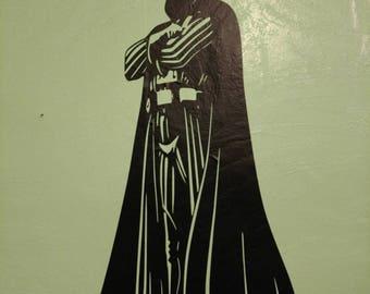Star Wars Darth Vadar Wall Decal- Wall Art