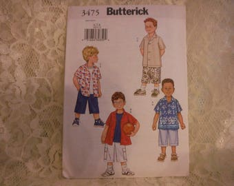little boys shirt pattern