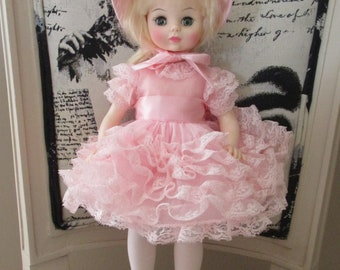 60s or 70s Madame ALEXANDER doll