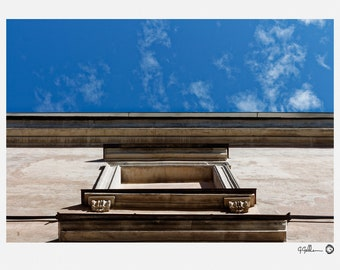 Window with a View - Architecture Photography Print