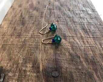 Emerald Green glimmer