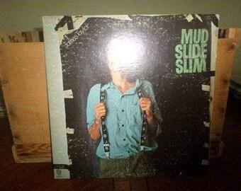 1971 Vinyl LP Record Mud Slide Slim James Taylor WB Green Label Very Good Condition 5900