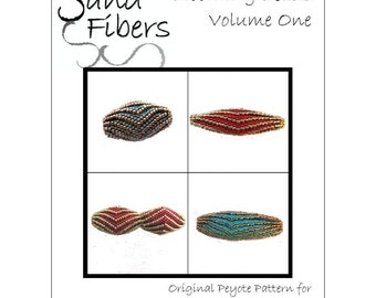 Blooming Beads - Volume One A Sand Fibers For Personal/Commercial Use PDF Pattern