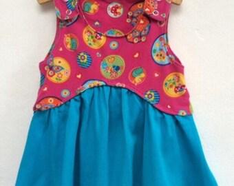 Summer Dress size 74-80