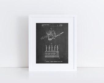 Dental Tools Patent Poster, Dentist Office, Dentist Gift, Dental Hygienist, PP0779