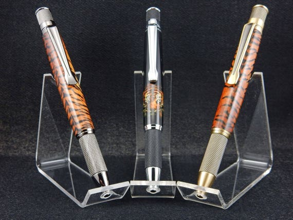 Retro Twist Pen, Tiger Motif, Parker Refill