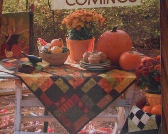 Debbie Mumm Home Comings Quilt Book