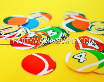 Uno playing cards confetti 350 pcs