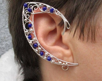 Pair of elven ear cuffs The Law of Nature