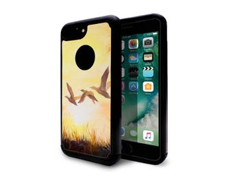 iphone 7 case heavy duty case back cover for apple iphone 7 iphone 7 plus bird