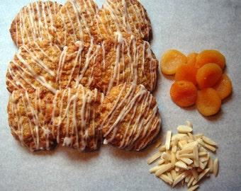 Amaretto Apricot Chews (Dozen)