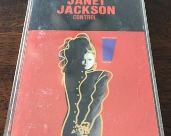 Janet Jackson Control Cassette