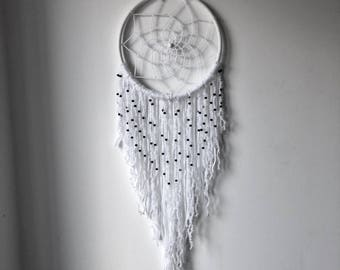 Boho Dreamcatcher -White