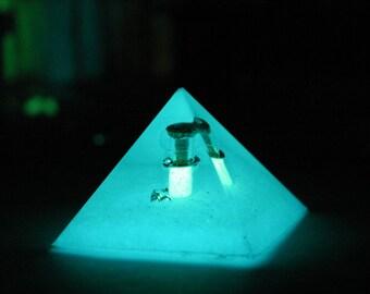 Pyramid of Bottled Light VI (Miniature)