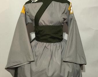 Boba Fett Kimono Dress