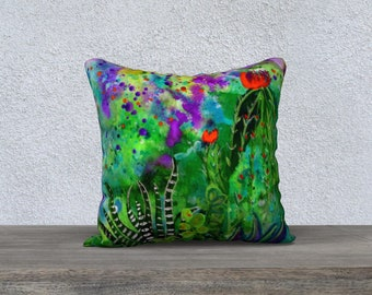 """Cacti Pillowcover ver.2 18"""""""