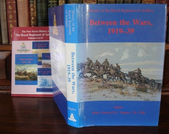 BETWEEN THE WARS 1919-39 - History of the Royal Regiment of Artillery