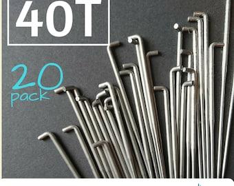 40T felting needle - 20pack