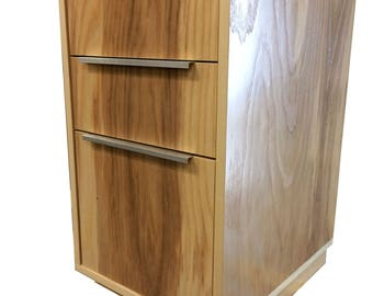 Ash File Cabinet
