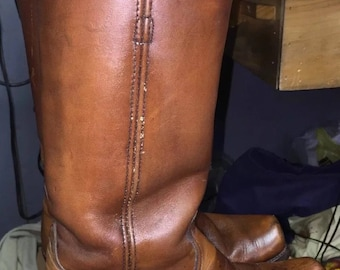 Vintage Frye Boots mens 7.5, womens 9.5