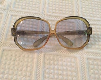 Christian Dior vintage 70's oversized sunglasses