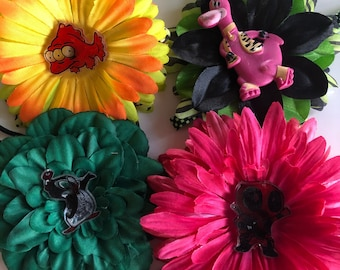 Geeky Themed Hair Accessories with Headbands