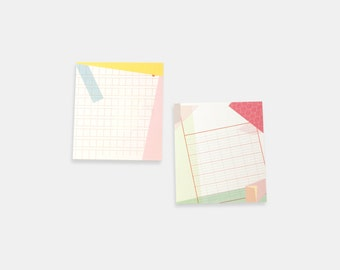 Departure Duo Sticky Note Set