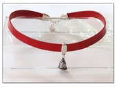 Slave Bell Red Leather Co...