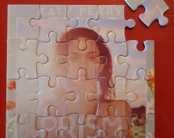 Katy Perry CD Cover Magnetic Puzzle