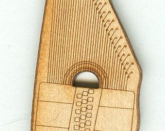 Autoharps (MU-001) - Laser Cut