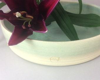 Vase for Ikebana Suiban