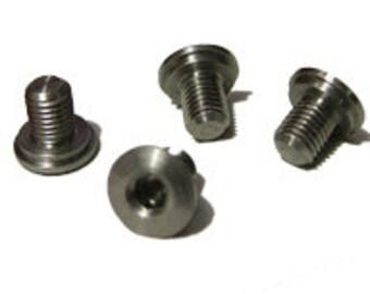 Stainless Steel Slimline Hex Screws