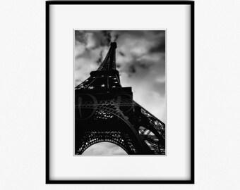 Paris Décor Eiffel Tower , The Eiffel Tower , Tour Eiffel , Fine Art Photography , Wall Art ,  Paris , France , City of lights , Europe