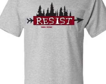 Resist Signature Outdoors Design Tagless Pocket Tee nIJZW0UO