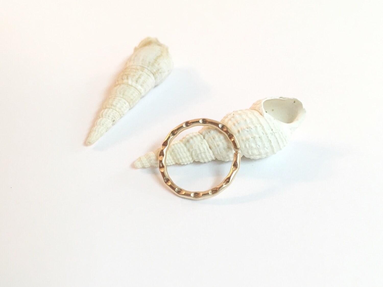 15g single nipple ring gold nipple jewelry nipple piercing