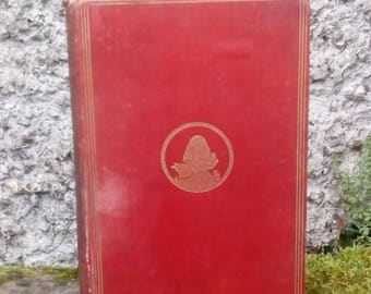 SOLD Alice in Wonderland, by Lewis Carroll, 1886, Illustrated by John Tenniel, Macmillan, antique edition, gilt edged pages. Early Alice