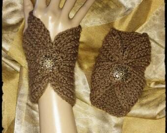 Wrist Warmer Crochet