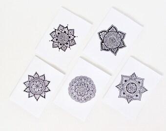 Mandala Card Set