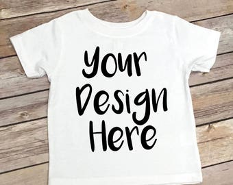Custom Youth T-Shirt (Design your own)