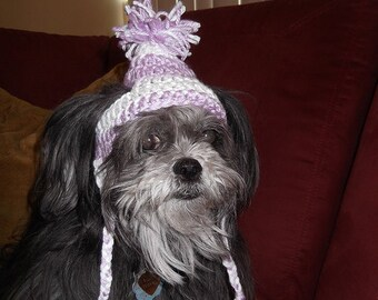 SWISS ALPS SKI hat - Humorous pet hat - Choose color - 2 to 20 lb pets