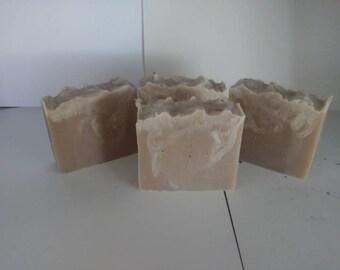 Handmade Coconut Milk and Lavender Soap